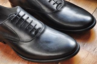 面接での靴選び